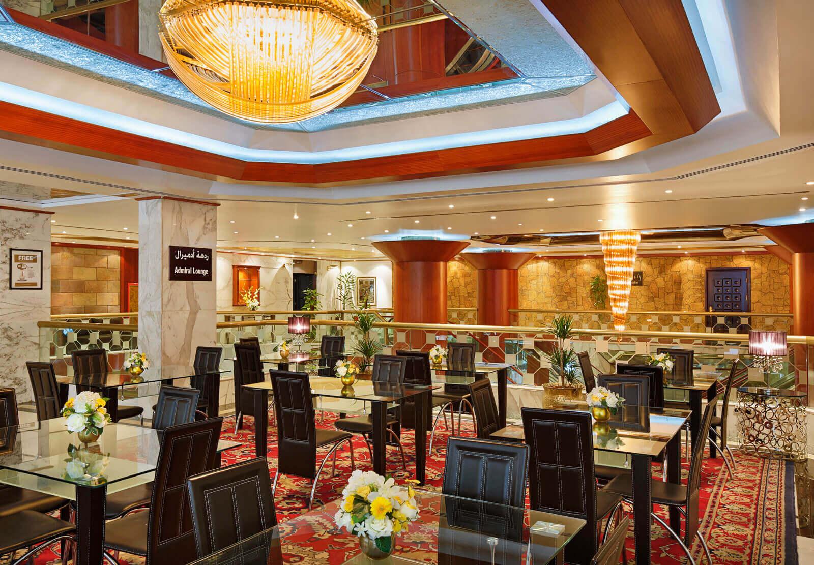 Facilities Admiral Plaza Hotel Dubai